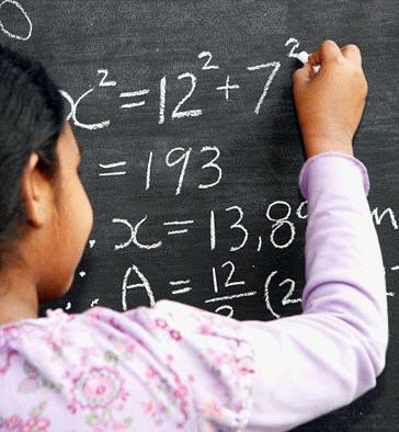 Matemáticas noveno grado